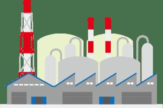 用途「工場イメージ図」