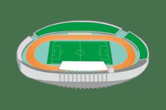 用途「競技場イメージ図」