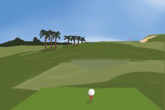 用途「ゴルフ場イメージ図」