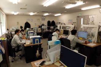 喜多見軌道工事事務所の写真