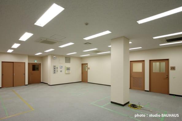 小田急線足柄乗務区業務施設新設設計・監理の写真