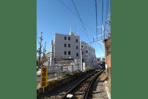 導入事例「江ノ島電鉄本社」