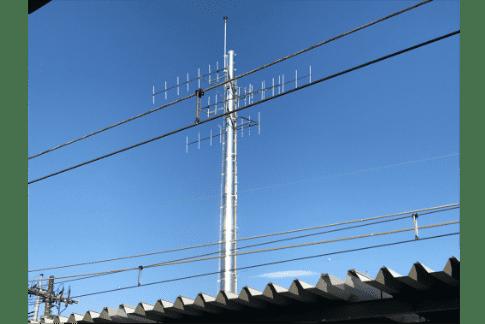 導入事例「無線設備」