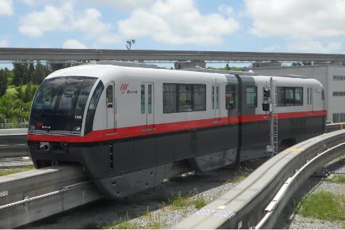 沖縄都市モノレール株式会社「1000形モノレール車両」